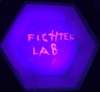 Fichter lab - written in quantum dots